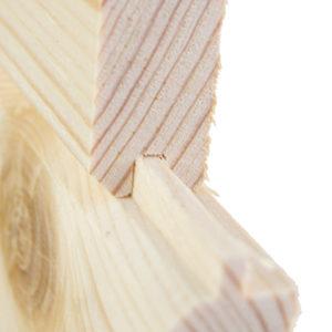 lesena obloga