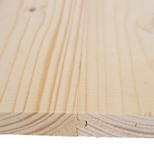 talna obloga iz smrekovega lesa